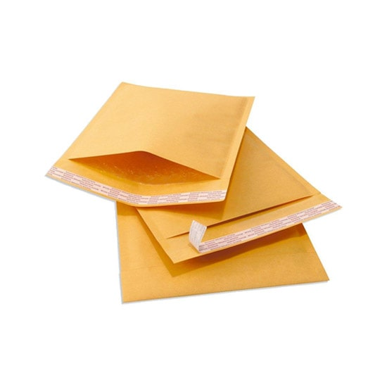 padded-golden-bubble-envelopes