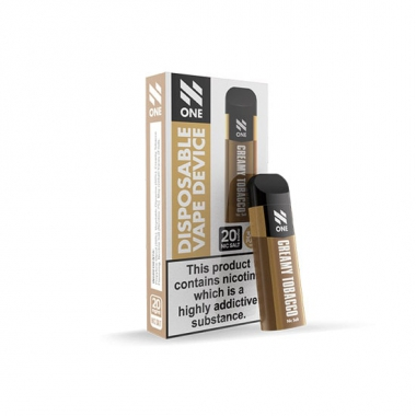 creamy-tobacco-n-one-disposable-nic-salt-pod-vape