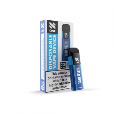 hizen-blue-n-one-disposable-nic-salt-pod-vape