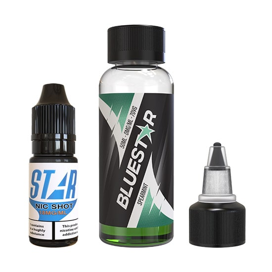 spearmint-shortfill-e-liquid